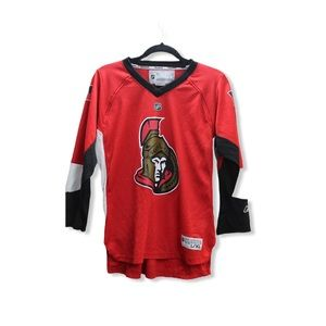 🎀 3/$30 Youth Ottawa Sentors Official Jersey